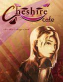 Cheshire Cafe poster
